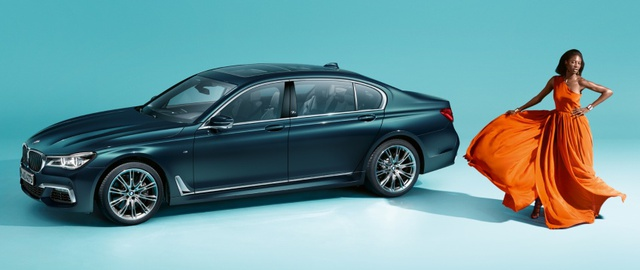BMW giới thiệu phiên bản kỷ niệm 40 năm ra đời dòng xe sang 7-Series - Ảnh 4.