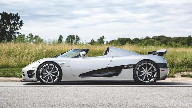 Võ sỹ triệu phú Floyd Mayweather rao bán siêu xe dệt kim cương Koenigsegg CCXR Trevita - Ảnh 3.