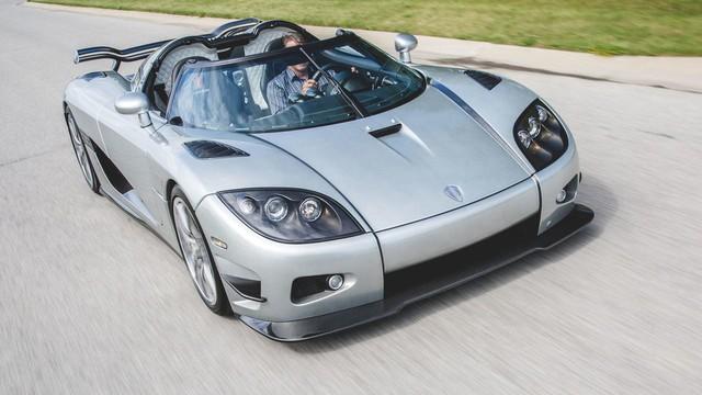 Võ sỹ triệu phú Floyd Mayweather rao bán siêu xe dệt kim cương Koenigsegg CCXR Trevita - Ảnh 4.