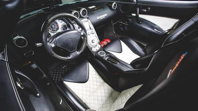 Võ sỹ triệu phú Floyd Mayweather rao bán siêu xe dệt kim cương Koenigsegg CCXR Trevita - Ảnh 11.