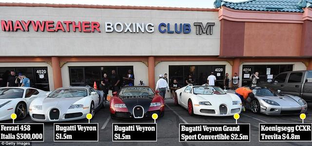 Võ sỹ triệu phú Floyd Mayweather rao bán siêu xe dệt kim cương Koenigsegg CCXR Trevita - Ảnh 13.