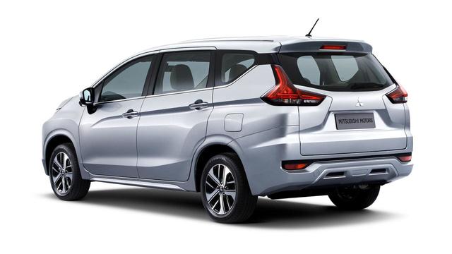 MPV cỡ nhỏ cho Đông Nam Á của Mitsubishi chính thức bước ra ánh sáng, giá từ 323 triệu Đồng - Ảnh 1.