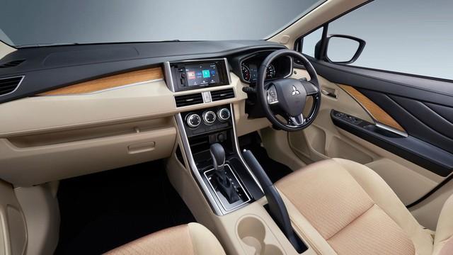 MPV cỡ nhỏ cho Đông Nam Á của Mitsubishi chính thức bước ra ánh sáng, giá từ 323 triệu Đồng - Ảnh 2.