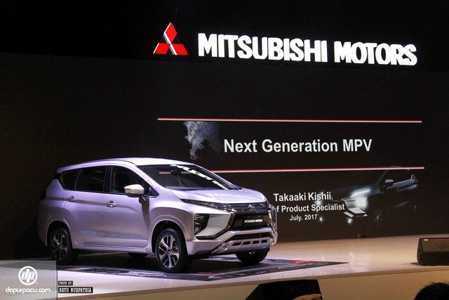 Xem trước hình ảnh ngoài đời thực của mẫu MPV mới mà Mitsubishi dành cho Đông Nam Á - Ảnh 2.