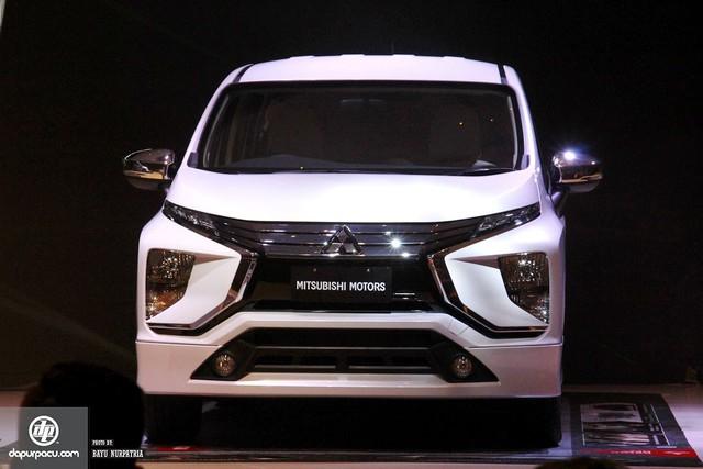Xem trước hình ảnh ngoài đời thực của mẫu MPV mới mà Mitsubishi dành cho Đông Nam Á - Ảnh 4.
