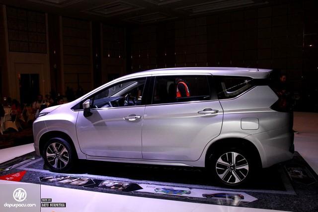 Xem trước hình ảnh ngoài đời thực của mẫu MPV mới mà Mitsubishi dành cho Đông Nam Á - Ảnh 7.