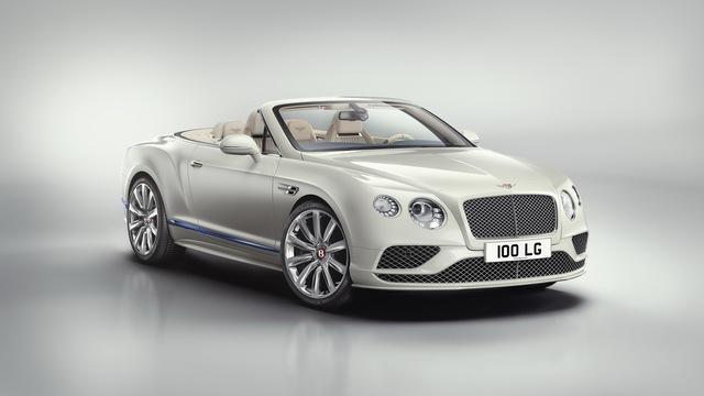 Bentley giới thiệu Continental GT Convertible phiên bản mang cảm hứng du thuyền - Ảnh 1.
