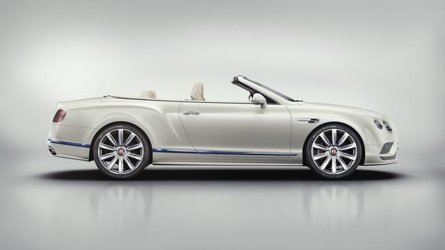 Bentley giới thiệu Continental GT Convertible phiên bản mang cảm hứng du thuyền - Ảnh 2.