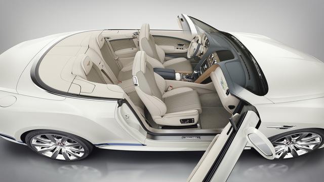 Bentley giới thiệu Continental GT Convertible phiên bản mang cảm hứng du thuyền - Ảnh 4.