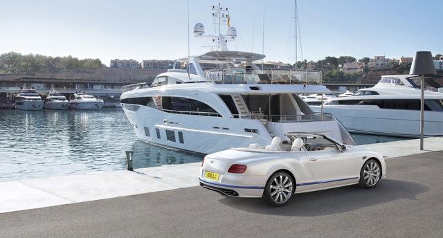 Bentley giới thiệu Continental GT Convertible phiên bản mang cảm hứng du thuyền - Ảnh 5.
