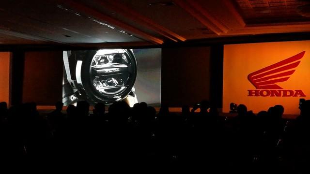 Honda hé lộ hình ảnh của mẫu mô tô 150 phân khối hoàn toàn mới - Ảnh 2.