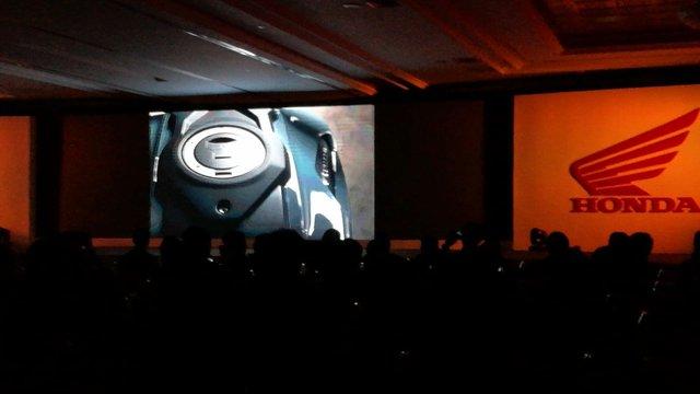 Honda hé lộ hình ảnh của mẫu mô tô 150 phân khối hoàn toàn mới - Ảnh 3.