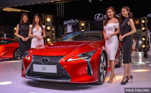 Lexus LC 500 2018 chính thức trình làng tại Malaysia, đại gia Việt phát thèm - Ảnh 2.
