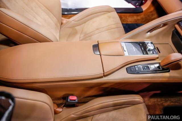 Lexus LC 500 2018 chính thức trình làng tại Malaysia, đại gia Việt phát thèm - Ảnh 11.