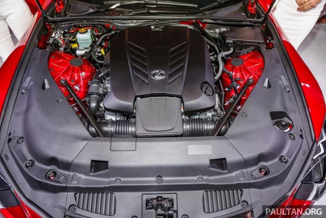 Lexus LC 500 2018 chính thức trình làng tại Malaysia, đại gia Việt phát thèm - Ảnh 15.