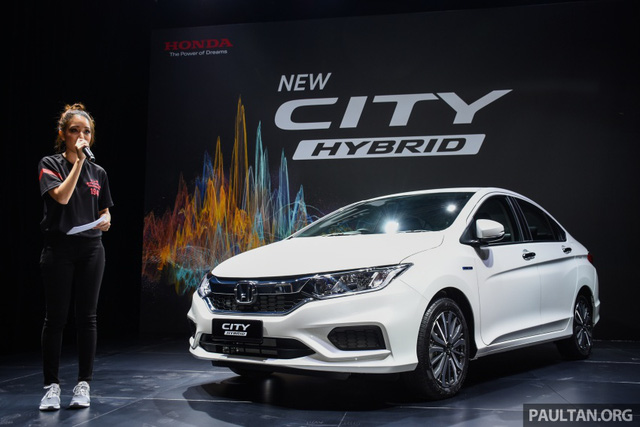 Cận cảnh Honda City 2017 phiên bản ăn 3,9 lít/100 km mới ra mắt Đông Nam Á - Ảnh 1.