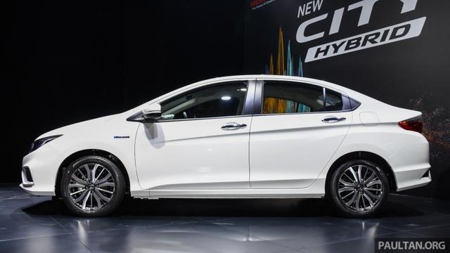 Cận cảnh Honda City 2017 phiên bản ăn 3,9 lít/100 km mới ra mắt Đông Nam Á - Ảnh 10.