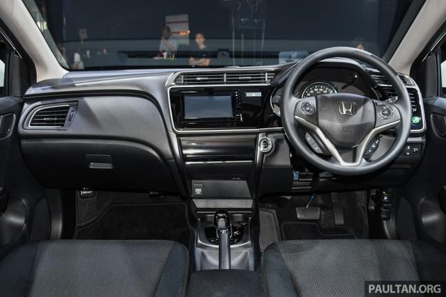 Cận cảnh Honda City 2017 phiên bản ăn 3,9 lít/100 km mới ra mắt Đông Nam Á - Ảnh 13.