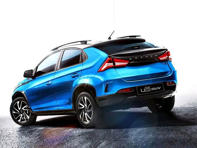 Lộ diện Luxgen U5 - đối thủ mới của Ford EcoSport - Ảnh 1.