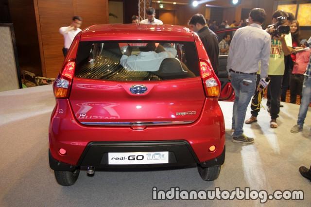Nhãn hiệu con của Nissan tung ra xe có giá chưa đến 130 triệu Đồng tại Ấn Độ, người Việt phát thèm - Ảnh 12.