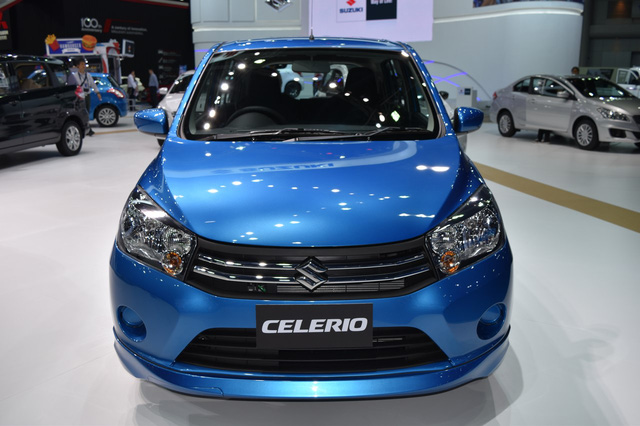 Suzuki Celerio - Lựa chọn mới cho người Việt trong phân khúc xe giá rẻ - Ảnh 4.