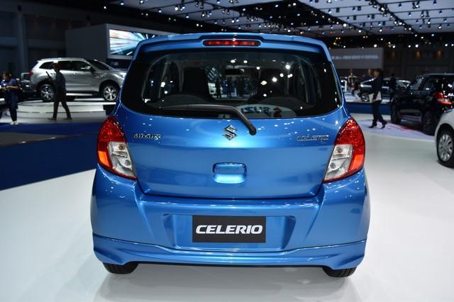 Suzuki Celerio - Lựa chọn mới cho người Việt trong phân khúc xe giá rẻ - Ảnh 5.