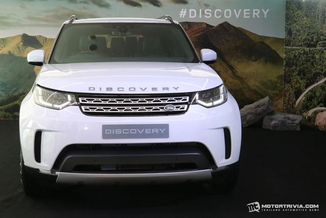 SUV hạng sang Land Rover Discovery 2018 cập bến Đông Nam Á, giá từ 4,4 tỷ Đồng - Ảnh 5.