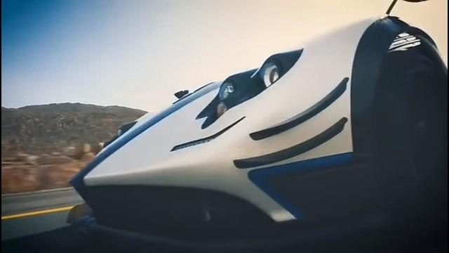 Pagani hé lộ siêu phẩm có một không hai Zonda Riviera mới - Ảnh 4.