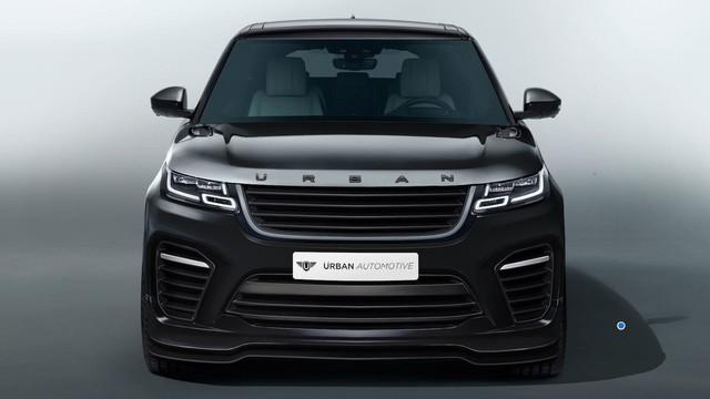 Mới xuất hiện tại các đại lý, SUV hạng sang Range Rover Velar đã có phiên bản độ - Ảnh 1.