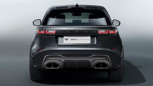 Mới xuất hiện tại các đại lý, SUV hạng sang Range Rover Velar đã có phiên bản độ - Ảnh 2.