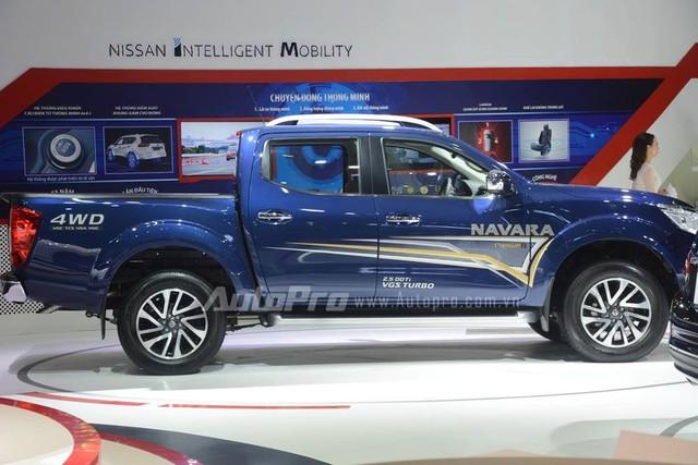 Trực tiếp: Nissan tung trọn bộ bản nâng cấp X-trail, Navara và Sunny - Ảnh 2.