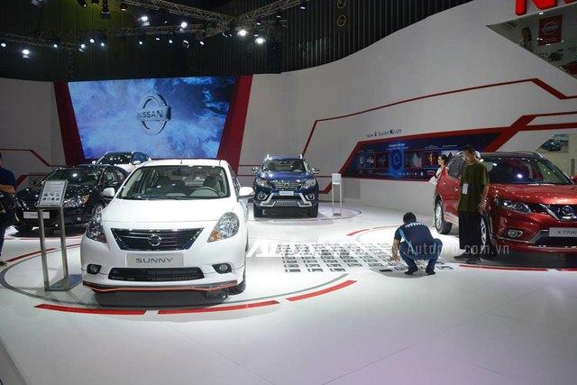 Trực tiếp: Nissan tung trọn bộ bản nâng cấp X-trail, Navara và Sunny - Ảnh 3.