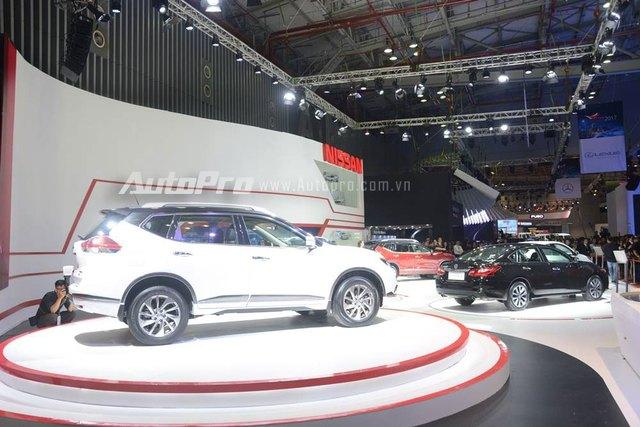 Trực tiếp: Nissan tung trọn bộ bản nâng cấp X-trail, Navara và Sunny - Ảnh 1.