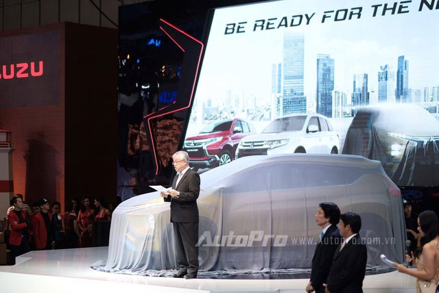 Trực tiếp: Mitsubishi với át chủ bài XM Concept - Ảnh 1.