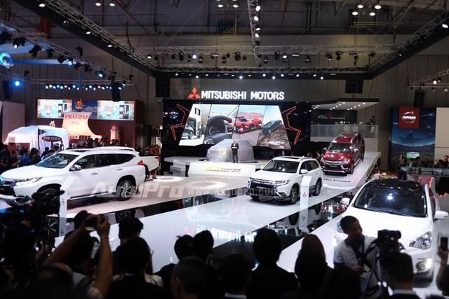 Trực tiếp: Mitsubishi với át chủ bài XM Concept - Ảnh 2.