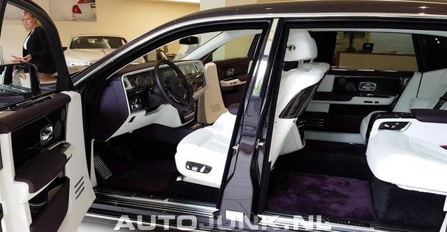 Xe siêu sang Rolls-Royce Phantom 2018 đã có mặt tại đại lý - Ảnh 2.