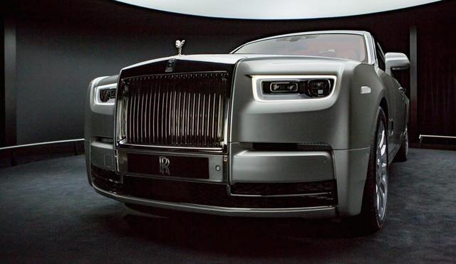 Xe siêu sang Rolls-Royce Phantom 2018 đã có mặt tại đại lý - Ảnh 3.