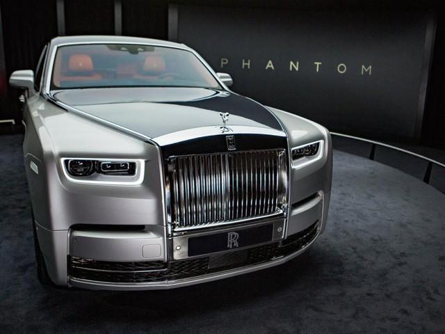 Xe siêu sang Rolls-Royce Phantom 2018 đã có mặt tại đại lý - Ảnh 4.
