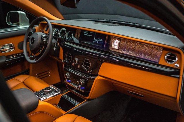 Xe siêu sang Rolls-Royce Phantom 2018 đã có mặt tại đại lý - Ảnh 8.