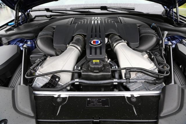 Alpina B7 Bi-Turbo 2017 - Phiên bản nhanh như siêu xe của BMW 7-Series - Ảnh 4.
