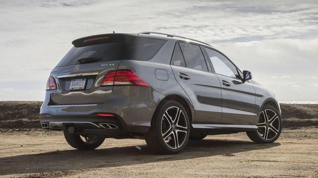 SUV hạng sang Mercedes-AMG GLE43 lặng lẽ được nâng cấp với động cơ mạnh hơn - Ảnh 2.