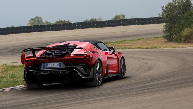 Siêu xe triệu đô Italdesign Zerouno ra đời từ Lamborghini Huracan đã cháy hàng - Ảnh 2.