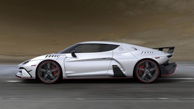 Siêu xe triệu đô Italdesign Zerouno ra đời từ Lamborghini Huracan đã cháy hàng - Ảnh 4.