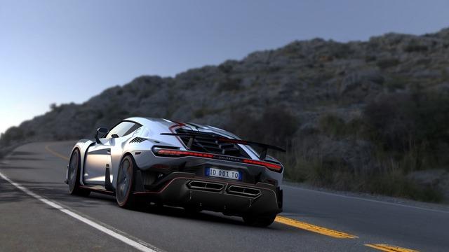 Siêu xe triệu đô Italdesign Zerouno ra đời từ Lamborghini Huracan đã cháy hàng - Ảnh 6.