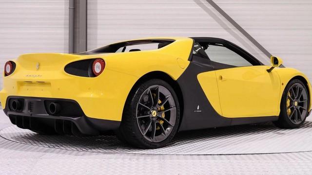 Siêu xe hiếm nhưng đã qua sử dụng Ferrari Sergio có giá không tưởng - Ảnh 4.