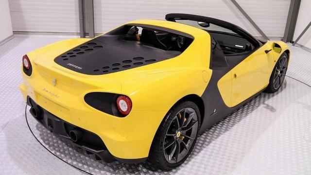 Siêu xe hiếm nhưng đã qua sử dụng Ferrari Sergio có giá không tưởng - Ảnh 5.