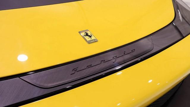 Siêu xe hiếm nhưng đã qua sử dụng Ferrari Sergio có giá không tưởng - Ảnh 6.