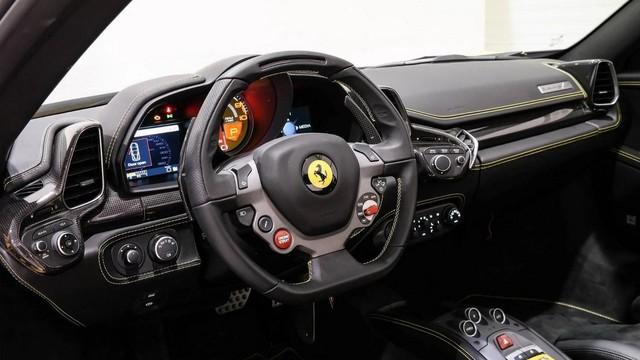 Siêu xe hiếm nhưng đã qua sử dụng Ferrari Sergio có giá không tưởng - Ảnh 11.