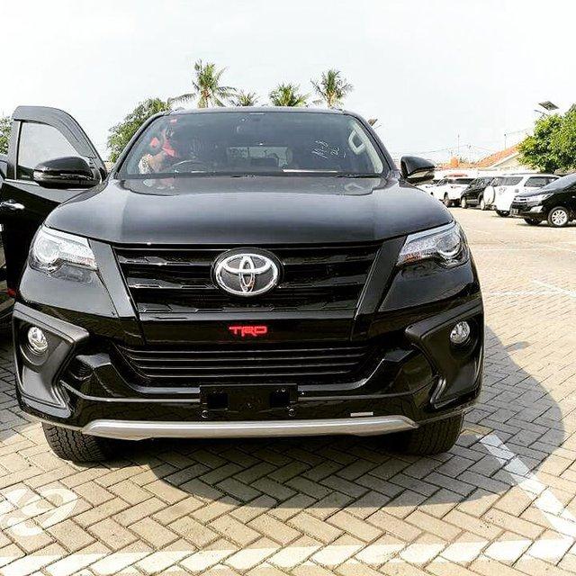 Ngắm trước Toyota Fortuner TRD Sportivo 2017 trình làng tại Đông Nam Á vào tuần này - Ảnh 1.