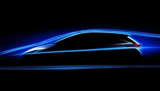 Nissan Leaf 2018 lộ diện trong nhà máy trước ngày ra mắt - Ảnh 5.